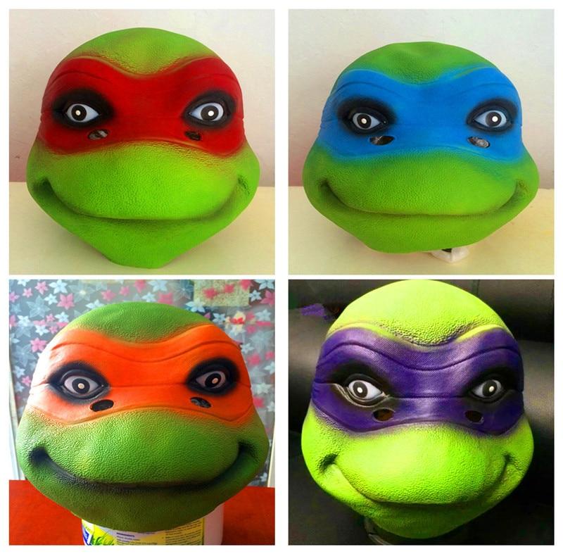 Turtles Maske Brille Tiere Schildkröte Kopf Geburtstag
