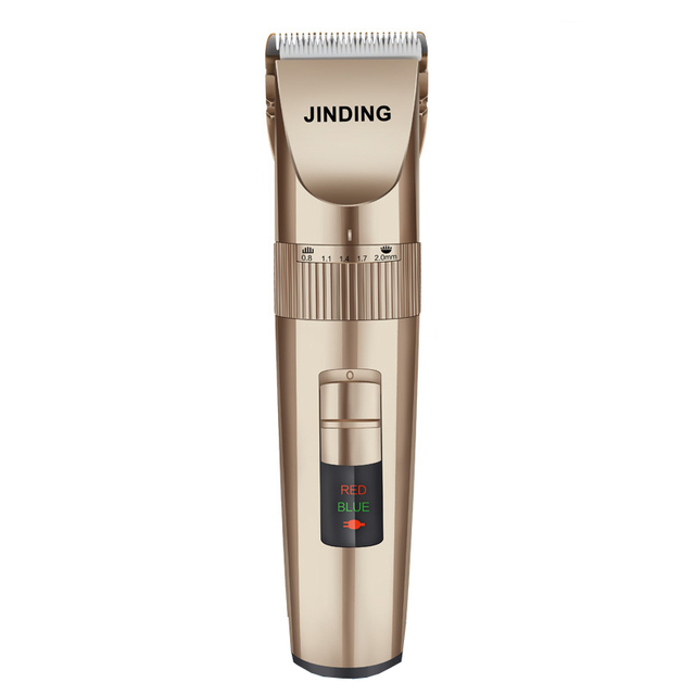 New Men Electric Hair Trimmer Beard Hair Clipper Washable Shaving Machine Tool For Men Haircut Rechargeable Hair Cutting Set