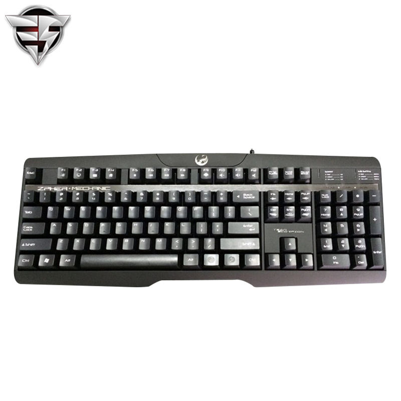 Original Teamscorpion Professional Gaming Cherry MX Switches Mechanical Keyboard клавиатура asus strix tactic pro cherry mx black black usb 90yh0081 b2ra00