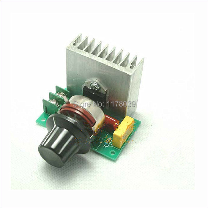 220v ac electric motor speed controller electric for Fan motor speed control switch