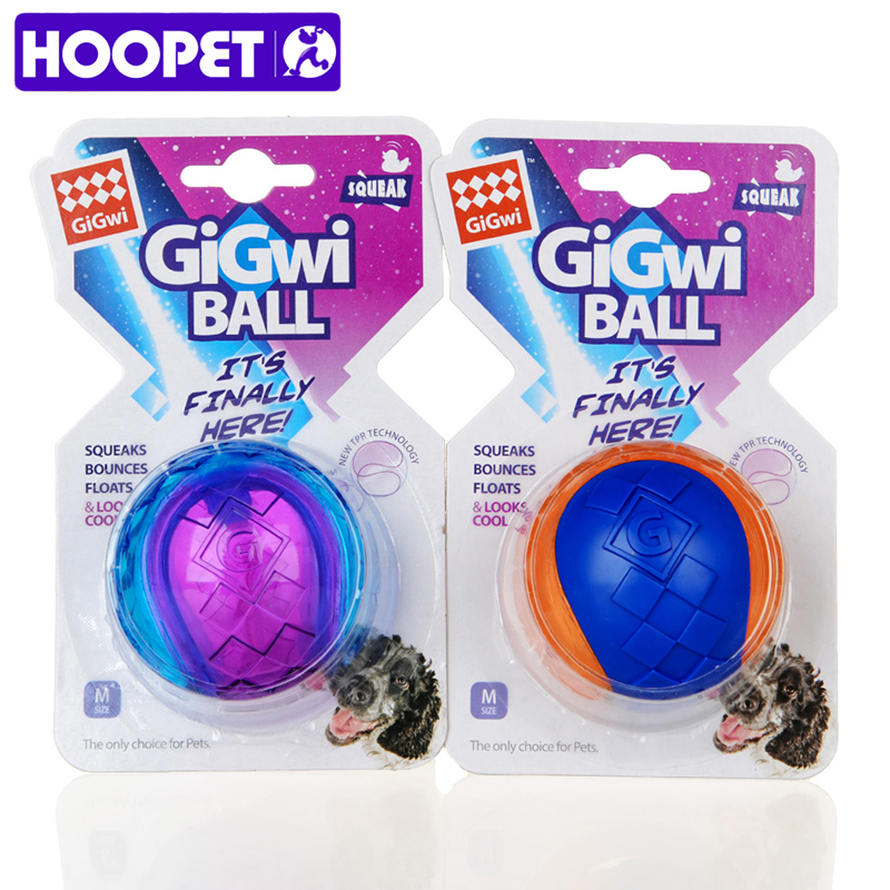 Juguete para mascotas, cachorro, cachorro, juguete para masticar, sonido, goma Natural, no tóxica, juego al aire libre, pequeño perro grande, pelota divertida