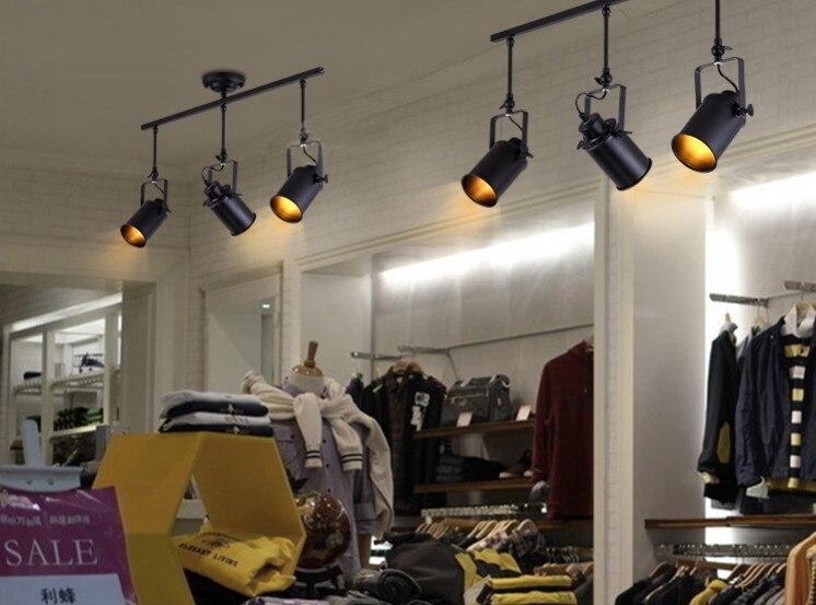 İncəsənət lampası yüngül retro məkan müasir minimalist - Daxili işıqlandırma - Fotoqrafiya 2