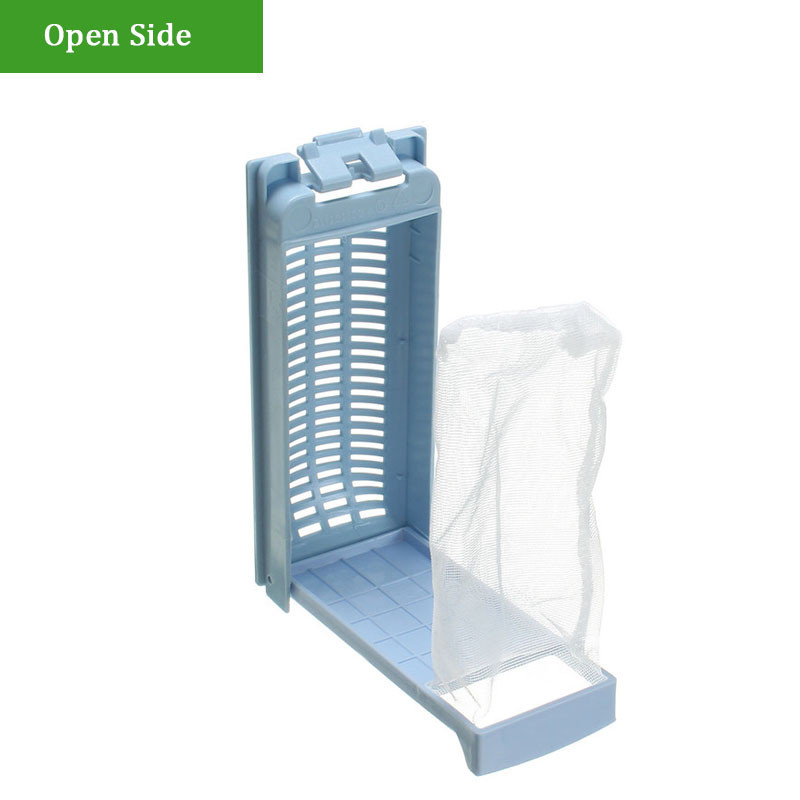 1 PCS Full-Automatic Washing Machine Accessories Filter Sky blue Mesh Bag Home Appliance Parts 15.5 x 6.3 cm ada 6d maxliner а00138