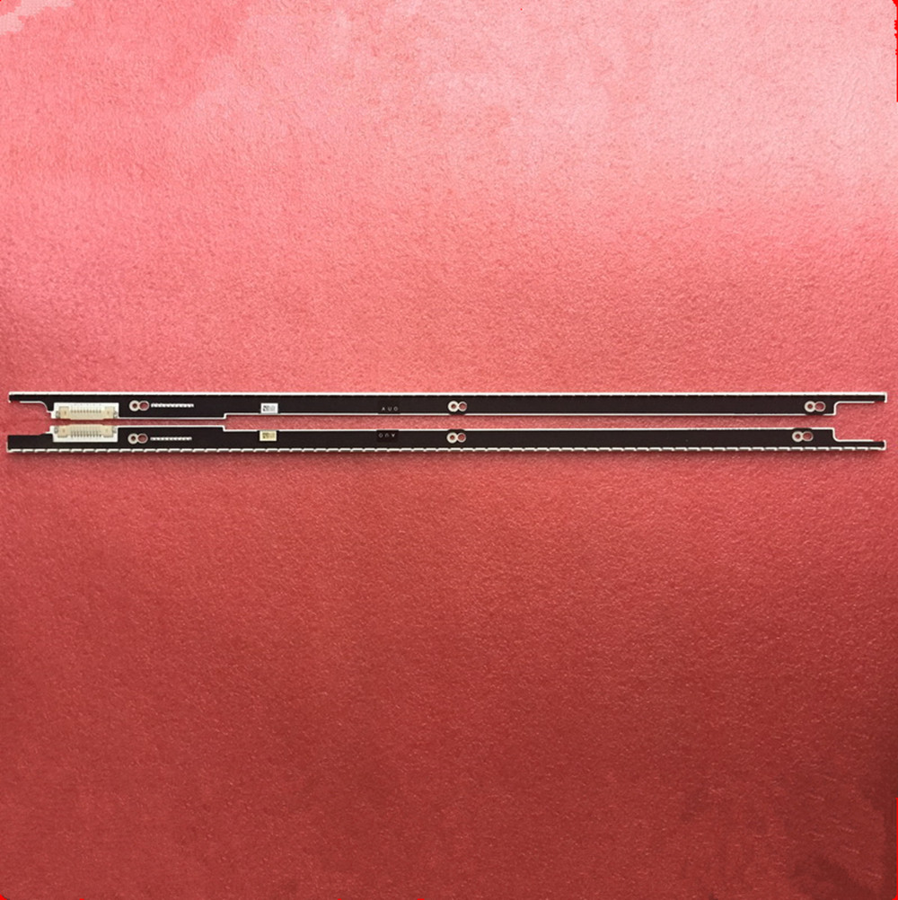 100%New 2 PCS*70LED 575MM BN96-24445A 25446A  For UA46ES7000J LTJ460HQ10-H 2013SVS46 7032SNB R70 L70 3D