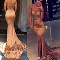 Simple Prom Dress 2017 Stylish Mermaid Backless Long Party Dresses Sweetheart Graduation Dresses Formal Evening Gown