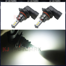 Xenon Bright White 9006 HB4 9012 American High Quality 4 SMD LED Daytime Running Lights Driving Lights LED Replacement Blubs