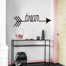 Creative Dream Vinyl Kitchen Wall Stickers Wallpaper For Babys Rooms Living Room Bedroom Decoration Accessories Murals