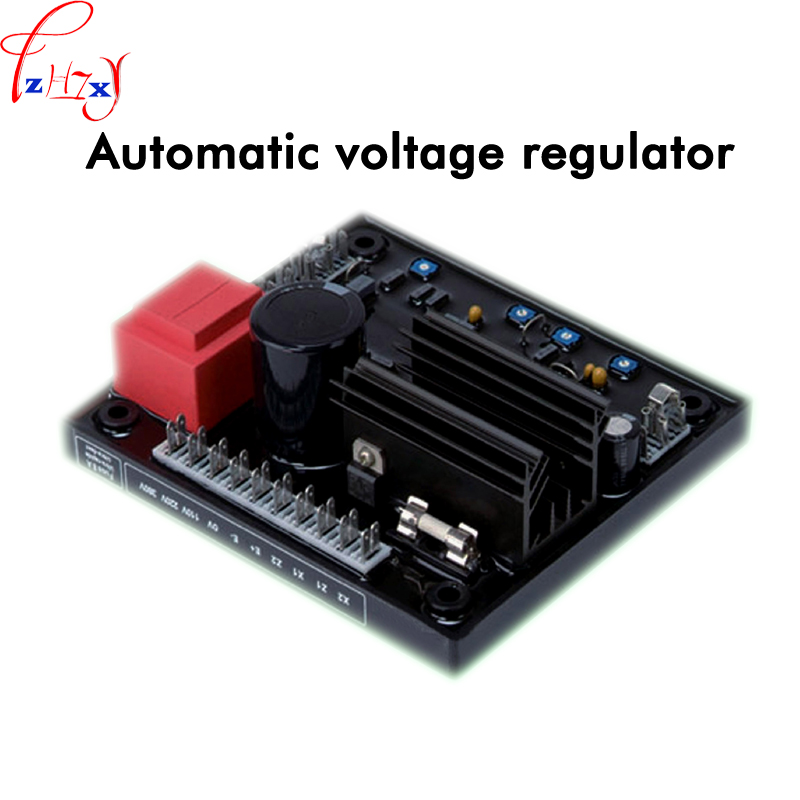 Generator automatic voltage regulator  AVR R438 three-phase automatic voltage regulator 1pcGenerator automatic voltage regulator  AVR R438 three-phase automatic voltage regulator 1pc