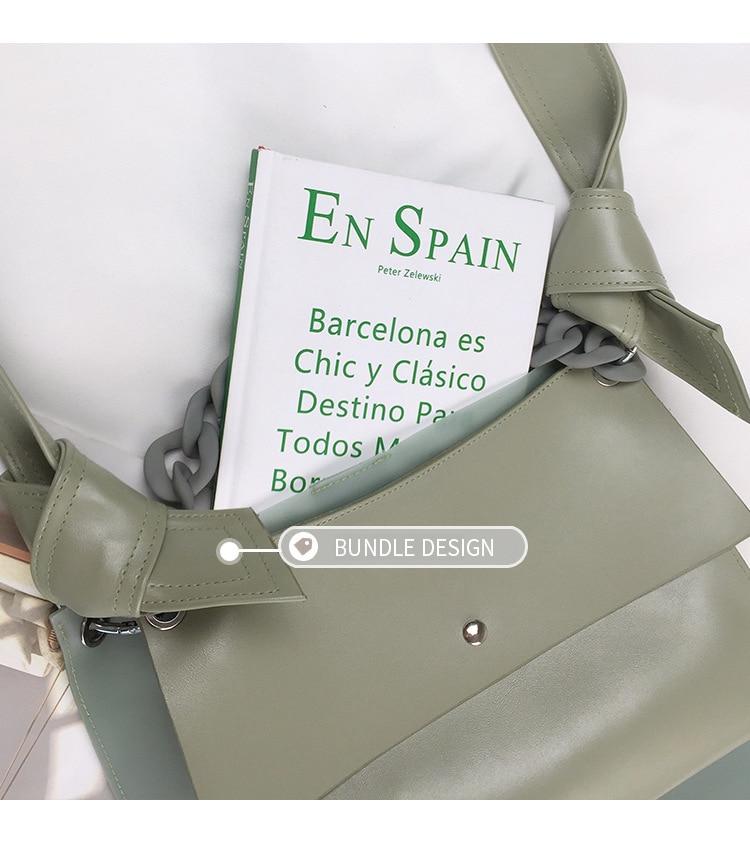 acrílica sac a bolsa principal feminina