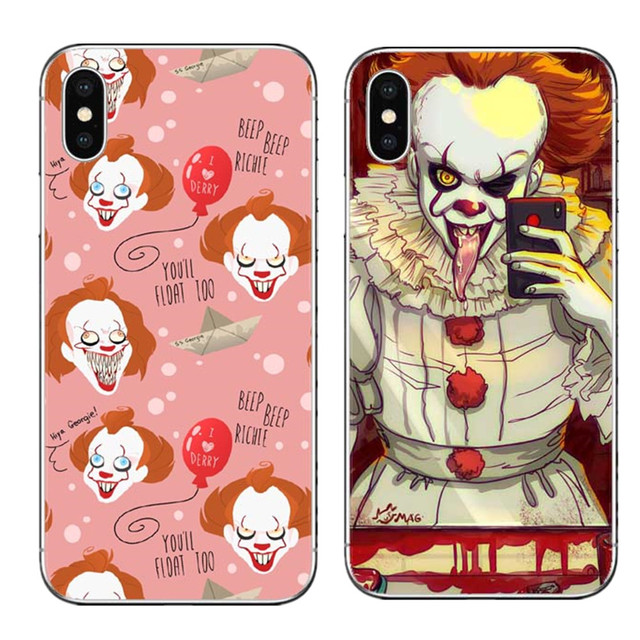 coque iphone 6 ça clown
