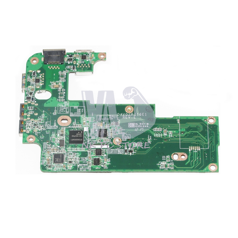 CN-086G3N 086G3N 86G3N For Dell Vostro 3450 Audio USB Ethernet LAN Board DAV02PI16E1 100%test  endstop mechanical limit switch ramps 1 4 3 d printer using modules