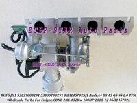 JH5 53039880291 53039700291 06H145702S 06H145702L 터빈 아우디 A4 B8 A5 Q5 S5 2.0 TFSI 2008-12 132Kw CDNB 2.0L