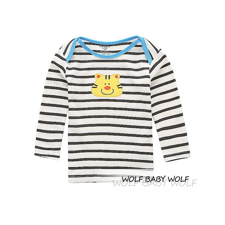 Retail-5pcsLOT-0-24months-long-Sleeved-t-shirt-Baby-Infant-cartoon-newborn-clothes-for-boys-girls-cute-Clothing-spring-fall-3