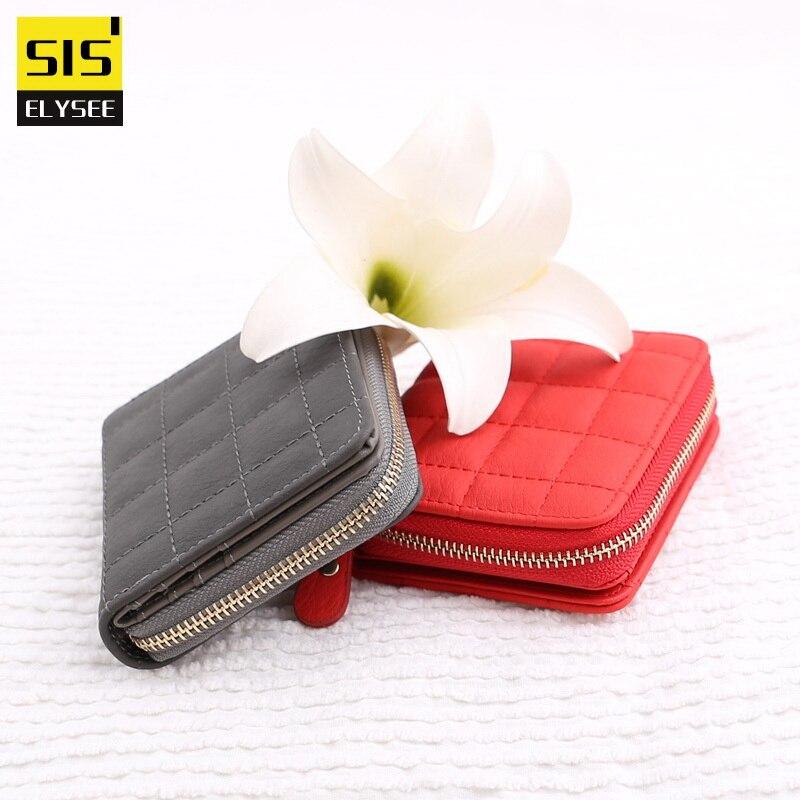 bolsas pequenas bolsa da moeda Long & Size : Short Money Wallet/ Mini Wallet