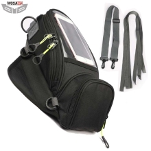 Strong Magnetic Motorcycle Tank Bags For GIVI Mobile Phone Navigation oil Bag Fixed Straps Shoulder for iphone Samsung