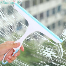 2Pcs Household PP Glassware Multi-function Widening Handle Soft Glass Wiper For Cleaning Appliances