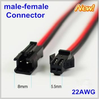 Online-Shop 30 pairs Led-streifen-anschluss 2pin kabel JST 20 cm ...