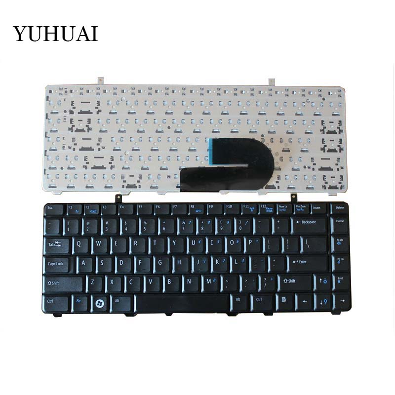 Free Shipping NEW For Dell Vostro A840 A860 1088 1014 1015 PP37L PP38L R811H 0R811H Laptop Keyboard Black US