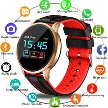 2019 LIGE New Smart Bracelet Heart Rate Monitor Blood Pressure Smart Watch Women fitness tracker Smart Wristband Sport Pedometer