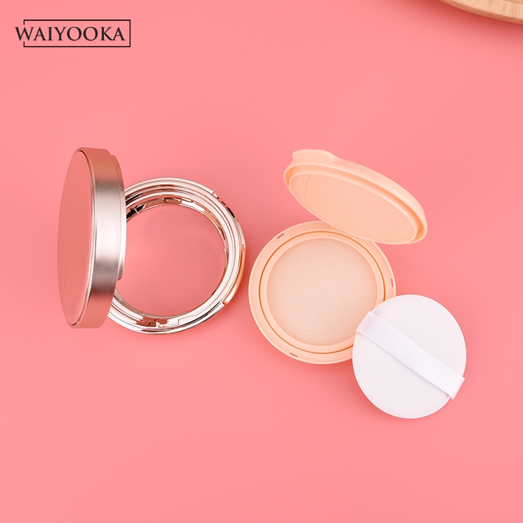Image 4 - Make Up Case Air Cushion Sponge Powder Puff Empty Box Liquid Foundation BB Cream Makeup Box for cosmetics Dressing Table Storage-in Makeup Organizers from Home & Garden