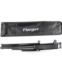 Flanger Stand FL09 Universal Iron Metal Adjustable Music Stand Music Score Foldable Holder 70 140CM For Guitar Violin Ukulele