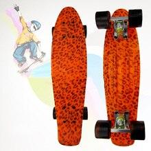 New 2016 peny board printed mini skateboard deck skate scooter skateboarding board longboard truck skate freeline skates CL98