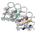 butterfly keychain cute key ring for women high quality key chain key holder creative portachiavi chaveiro llaveros mujer gift