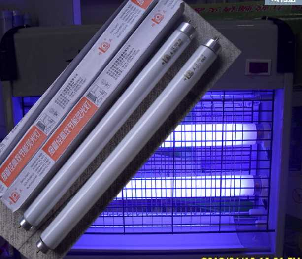 Hitachi F10t8 Bl 10watt Black Light Fluorescent Lamp Uva