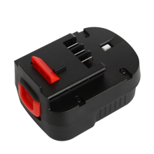 12V 3000mah Ni-MH Tool Battery for Black&Decker Rechargeable Replacement Drill A12 A12EX FSB12