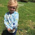 2016 winteR KIDS unicornio impreso chaquetas hoodies coat niños ropa de niña de dibujos animados ropa de niños kikikids tapas de navidad