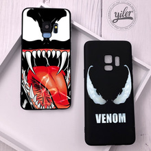Venom Case for Samsung Galaxy S9 S10 Plus Couqe S8 S7 edge S10e Cover