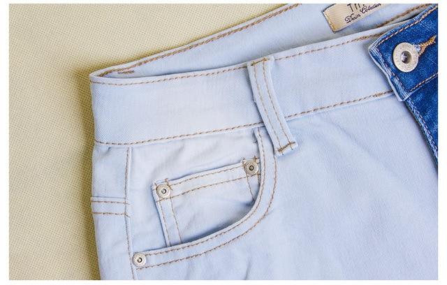 Fashion Denim - S to 4XL 4