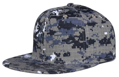 07c20fcadb1 6pcs Lot 2017 COOL Men Summer Digital Camo Baseball Hat Mens Camouflage  Flat Bill Snap Back Hats Sports Flat Brim SnapBack Cap-in Baseball Caps  from Apparel ...
