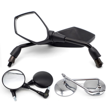Motorcycle Accessories Universal Rear View Mirrors For honda