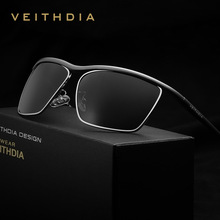 Male Sun Glasses Luxury Brand Aluminum Magnesium Sunglasses Men Polarized Driving Mirror Mens Sun Glasses lentes de sol hombre