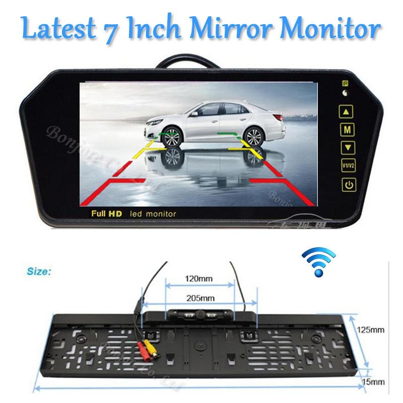 Parking Wireless HD 7\