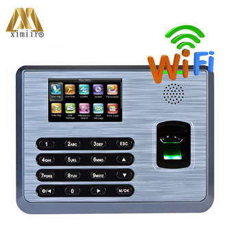 ZK TX628 TCP/IP Fingerprint Time Attendance With Free Software ZK