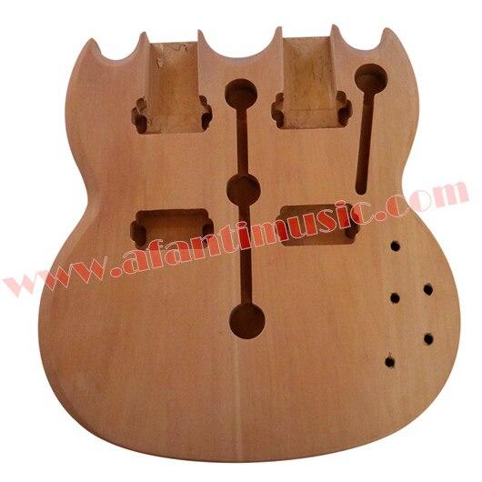 Afanti Music DIY guitar DIY Electric guitar body (ADK-134)Afanti Music DIY guitar DIY Electric guitar body (ADK-134)