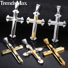 Christian Jewelry Stainless Steel Pendants
