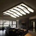 Художественный Акриловый светодиодный потолочный светильник для дома  гостиной  спальни  кабинета  офиса и коммерческого освещения  потоло...