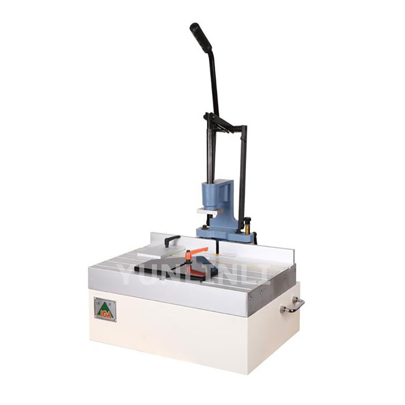 Small Woodworking Machinery Single-knife Solid Wood Corner Seamless Stitching Joint Machine Dovetail Mill Cutter Slotting MIR-4
