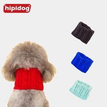 Hipidog Winter Lovely Dog Scarf Thickening Warming Pet Accessories Supplies