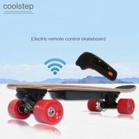 Electric Skateboard Skate Board Canadian Maple Longboard 4 Wheels Electric Scooter Hoverboard Durable Deck 68 19cm