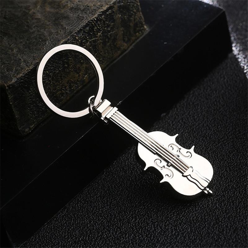 Violin keychain (3)