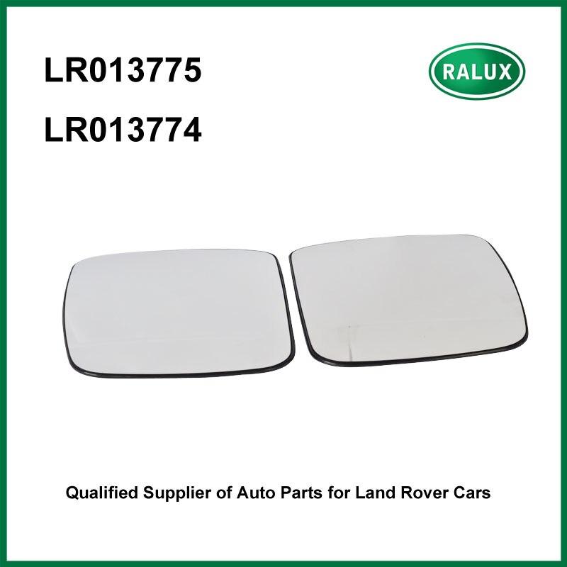 Lr013775 lr013774 Отопление зеркало лист для LR2 Freelander Discovery 4 Range Rover Sport зеркальное стекло автомобиля с функцией нагрева