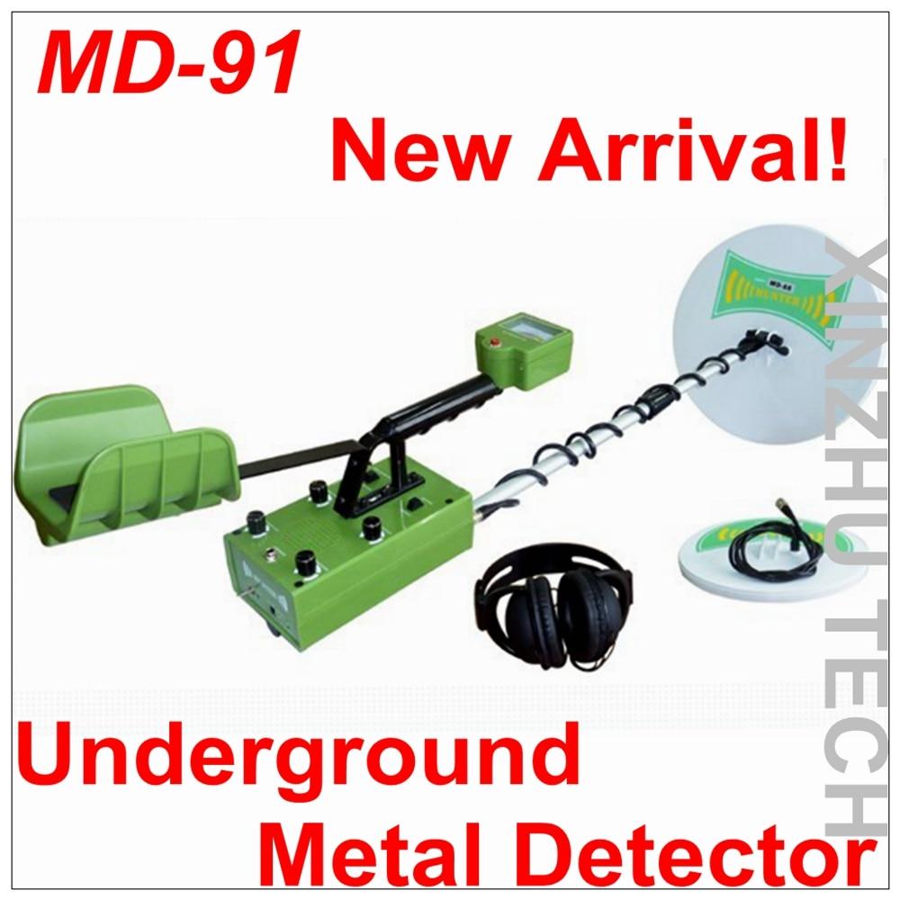 TIANXUN MD 91 Metal Detector professional underground new gold detector MD91 treasure hunter