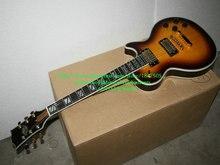 Neueste Honig Burst Oberste Elektrische Gitarre Mahagoni Hohe Qualität Großhandel