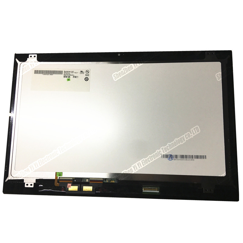 """5pcs 14"""" Lcd Touch Screen Digitizer Assembly Display For Acer Aspire R3-471 R3-471TG"""