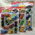Набор Маленькая Тарелка Моделирование Мини-мощность Автомобиля Пластиковые всемирно Известные Игрушки Инерция Моделирование Быстрой Гонки Различный Цвет Автомобиля игрушка