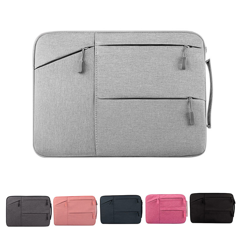 Portable 11.6/12/13.3/14/15/15.6 Inch Laptop Bag For Dell HP Asus Acer Lenovo Macbook Waterproof Notebook Computer Handbag Cover